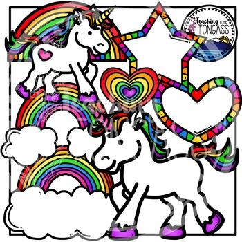 350x350 Unicorn Clip Art Teaching Resources Teachers Pay Teachers