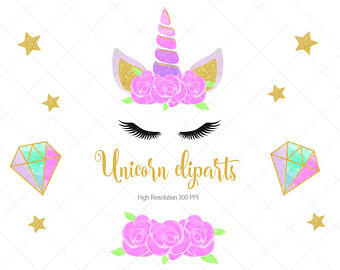 340x270 Unicorn Face Download Unicorn Clipart Unicorn Clip Art