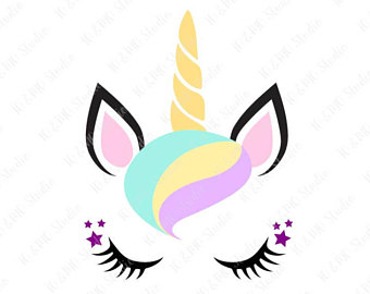 340x270 Unicorn Svg Unicorn Head Svg Unicorn Clip Art Unicorn Face