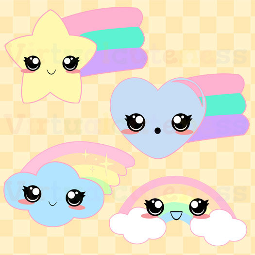 Unicorn Clipart Cute