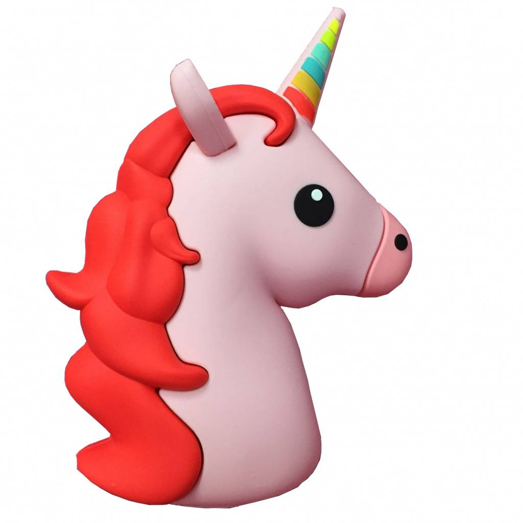 1024x1024 Unicorn Emoji Powerbank 3600 Mah