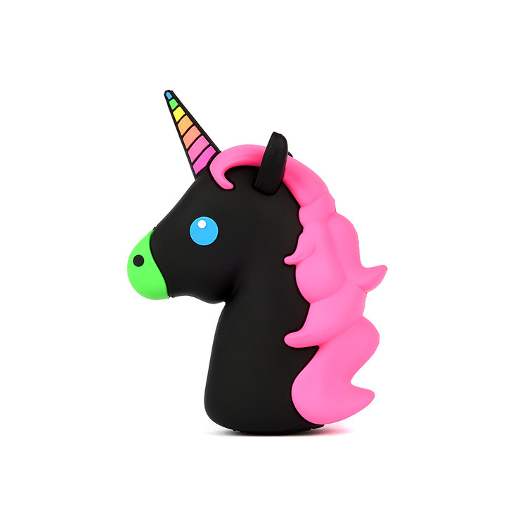 740x740 Wattzup Unicorn Emoji Portable Charger Fab