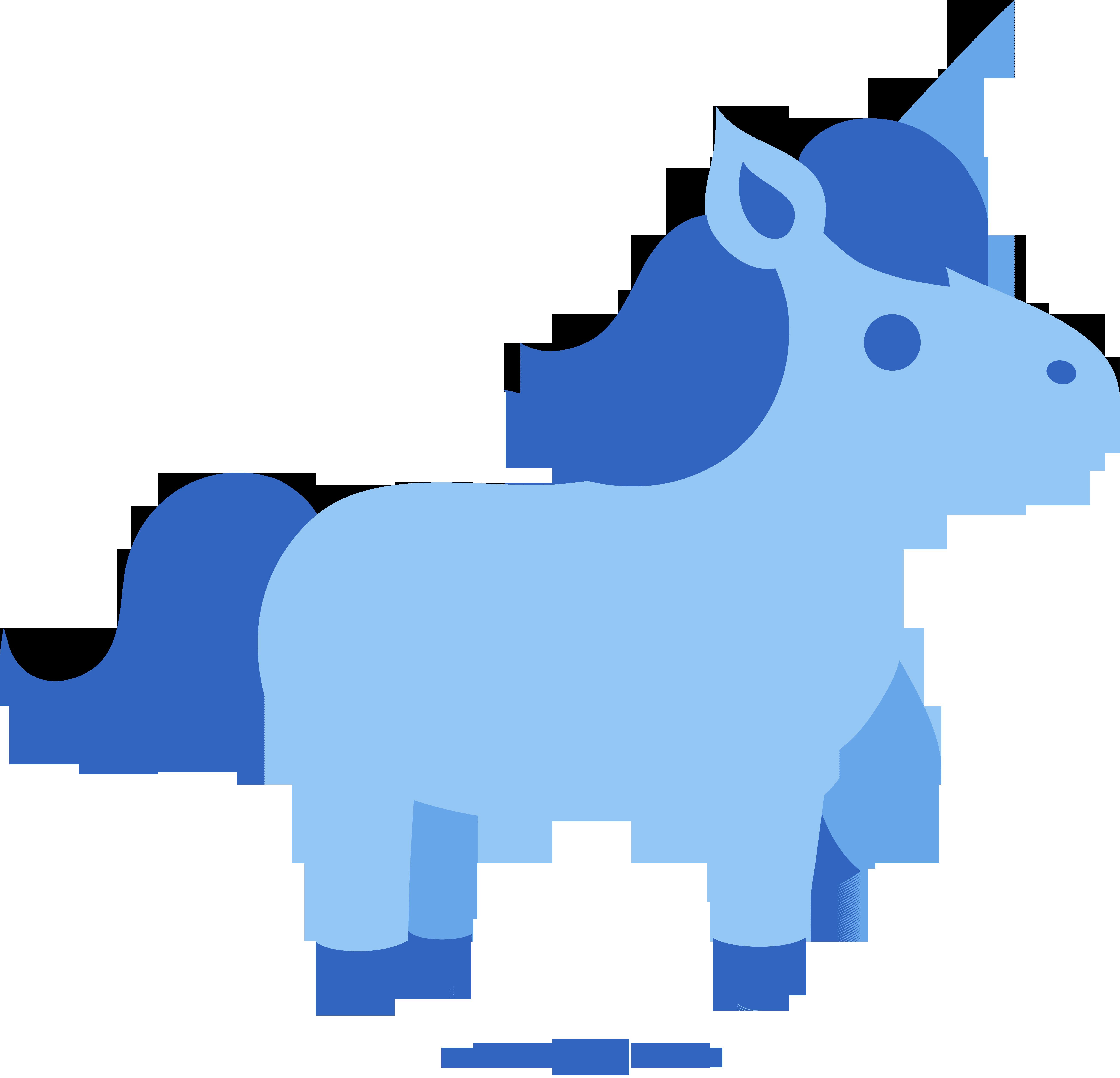 5223x5028 Delightful Free Unicorn Clipart 7 Paper Craft