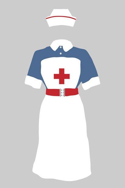 409x615 Nurse Clip Art Nurses Uniform By Karen Arnold Vbs Ideals