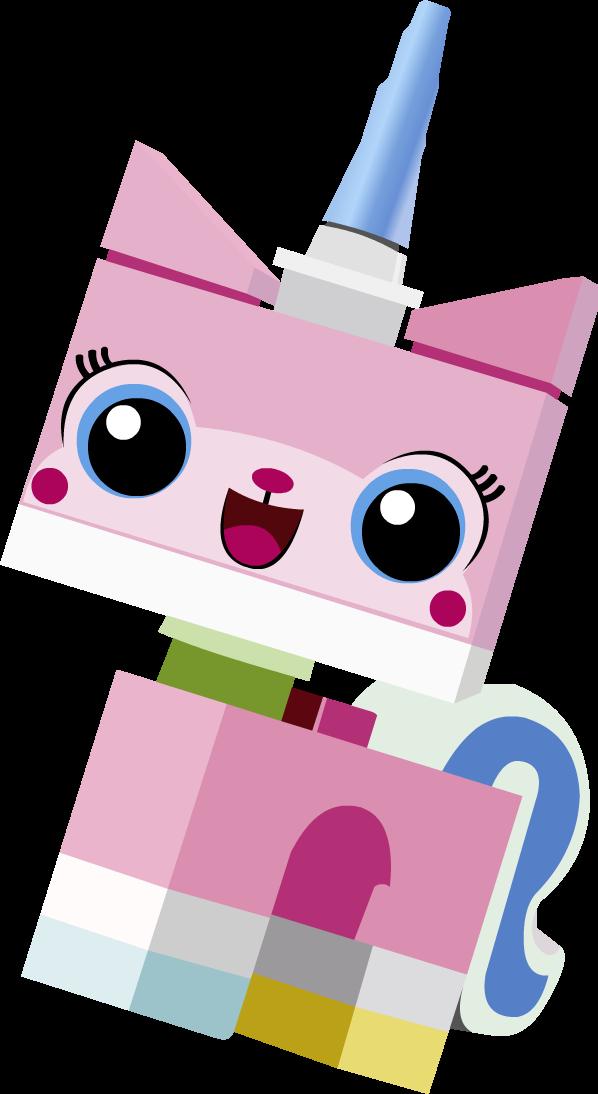 598x1094 Princess Unikitty (The Lego Movie) By Dubiousdick Lego'S