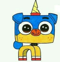 249x257 Puppy Corn Do You Watch Unikitty Because It's A Really Cool