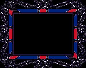 300x237 4593 British Flag Border Clip Art Public Domain Vectors