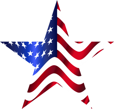 400x380 Download American Flag Free Png Transparent Image And Clipart