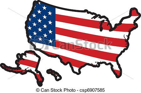 450x298 Top 65 United States Clip Art
