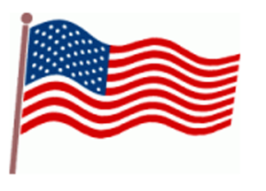 300x216 American Flag 6 Places To Find Free Memorial Day Clip Art