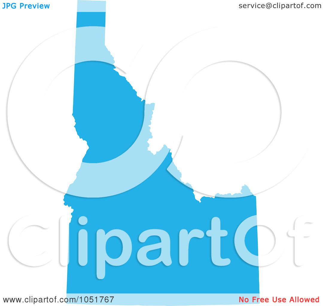 1080x1024 Royalty Free Vector Clip Art Illustration Of A Blue Silhouetted