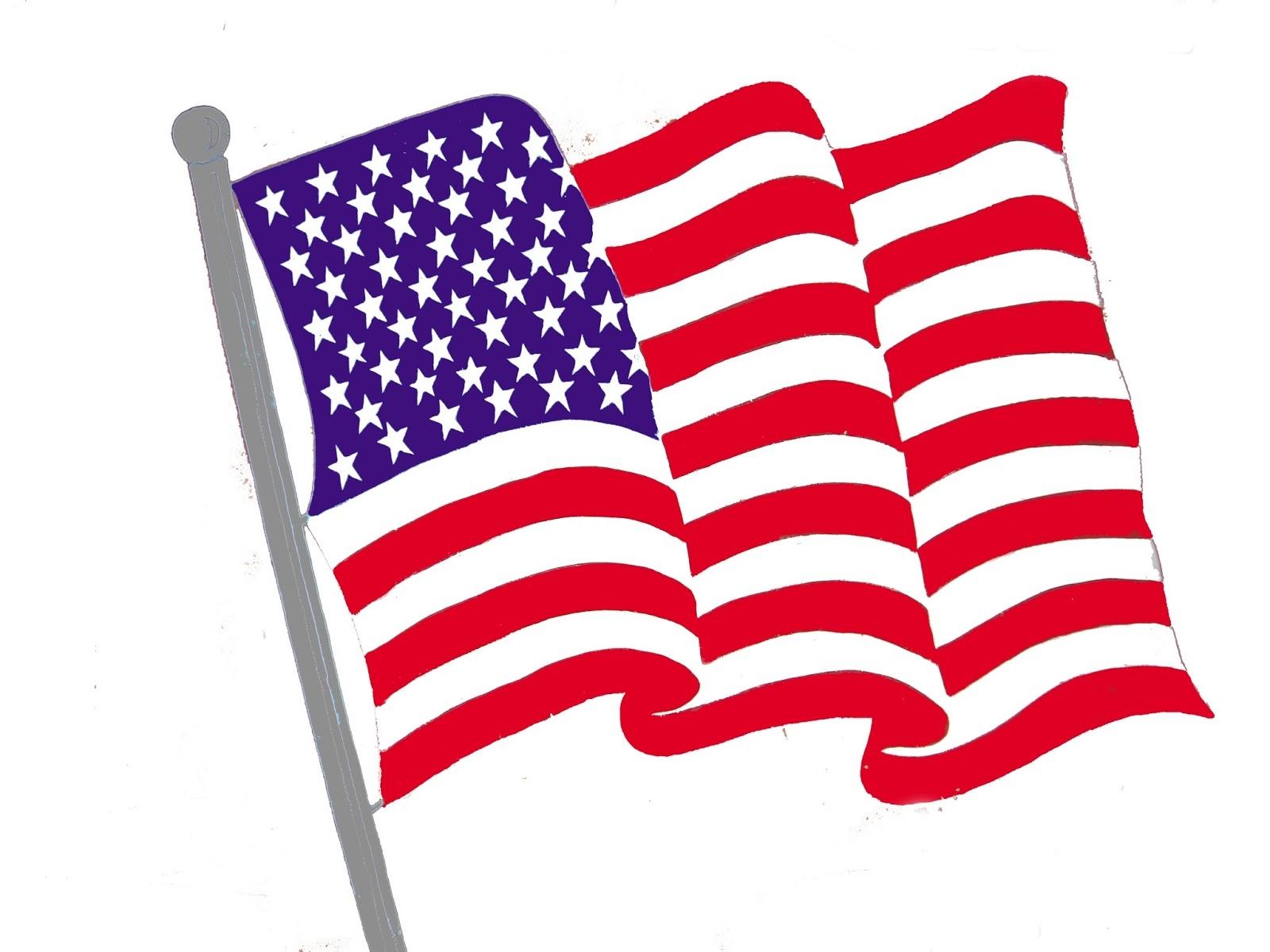 1600x1200 Clip Art United States Flag Clip Art