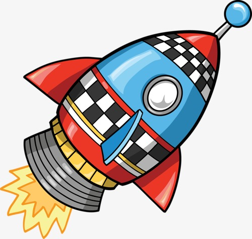 500x476 Rocket, Space Tools, Universe, Outer Space Png Image And Clipart