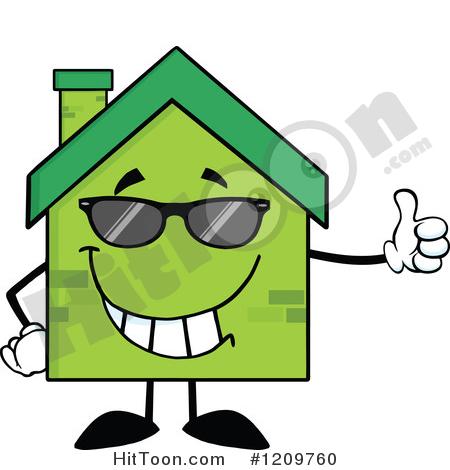 450x470 House Clipart