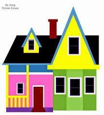 214x236 Pixar's Up House House Illustration, Illustrations And Big