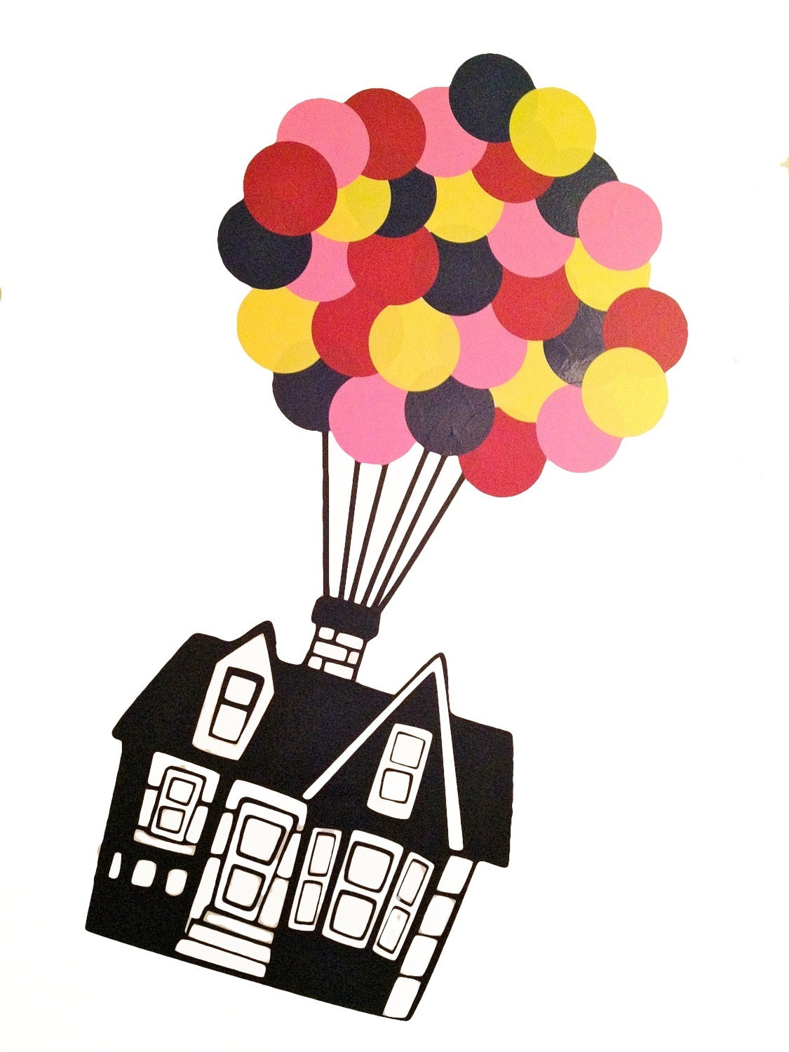 1125x1500 Up House Clipart Images