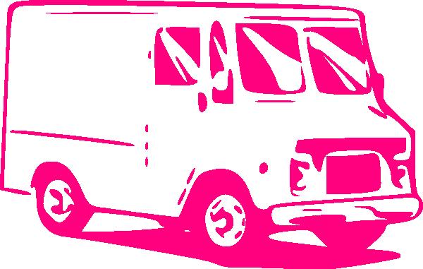 600x381 Truck Clipart Delivery Van
