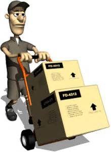 219x300 United Parcel Service Clipart