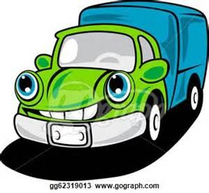 300x277 Ups Delivery Truck Cartoon