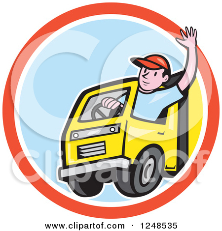 450x470 Ups Delivery Truck Clipart Images