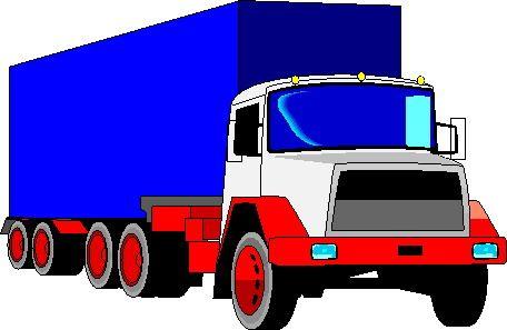 456x297 Lovely Truck Clip Art Free