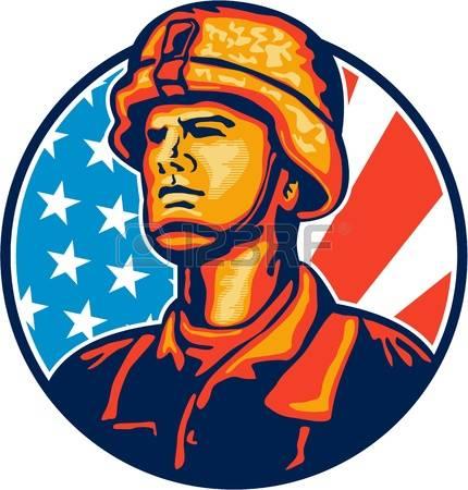 430x450 Soldier Clipart Us Soldier
