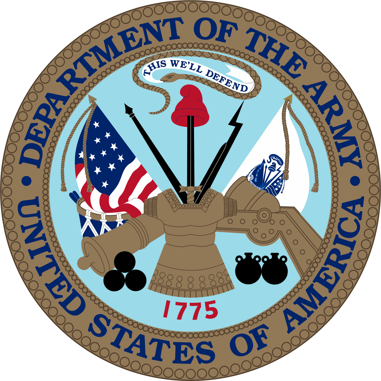 1506x1506 Symbols Amp Insignias Of The United States Army