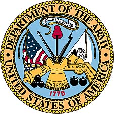 225x225 U S Army Emblem Clipart