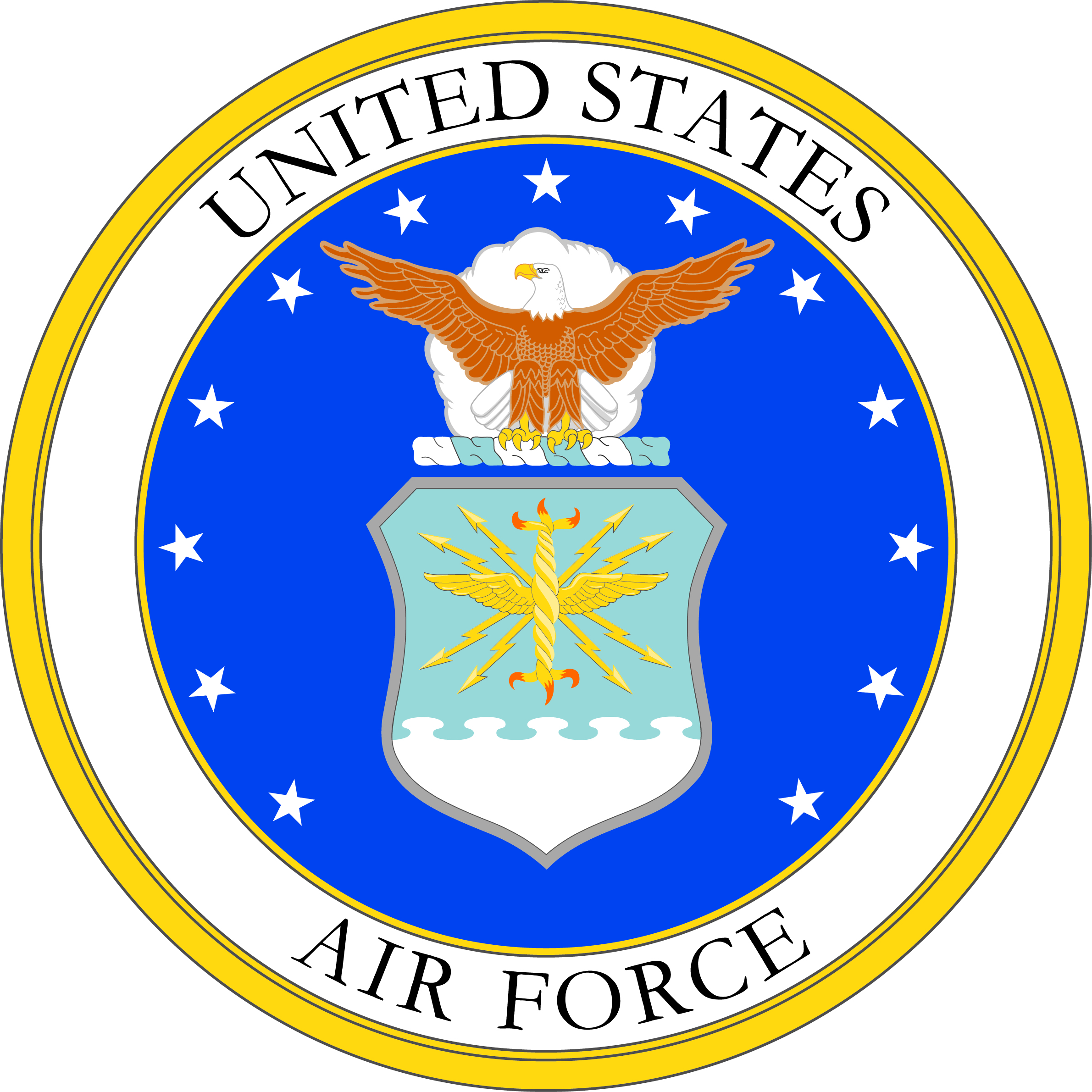 2381x2381 Army Clipart Air Force