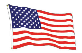 288x184 American Flag Clip Art Clipart Panda