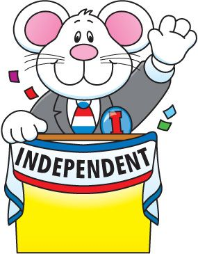 285x365 Independent Mouse.jpg De Carson