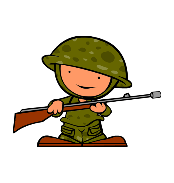 us soldier clipart at getdrawings com free for personal use us rh getdrawings com clipart soldier with shield and sword clipart soldier saluting