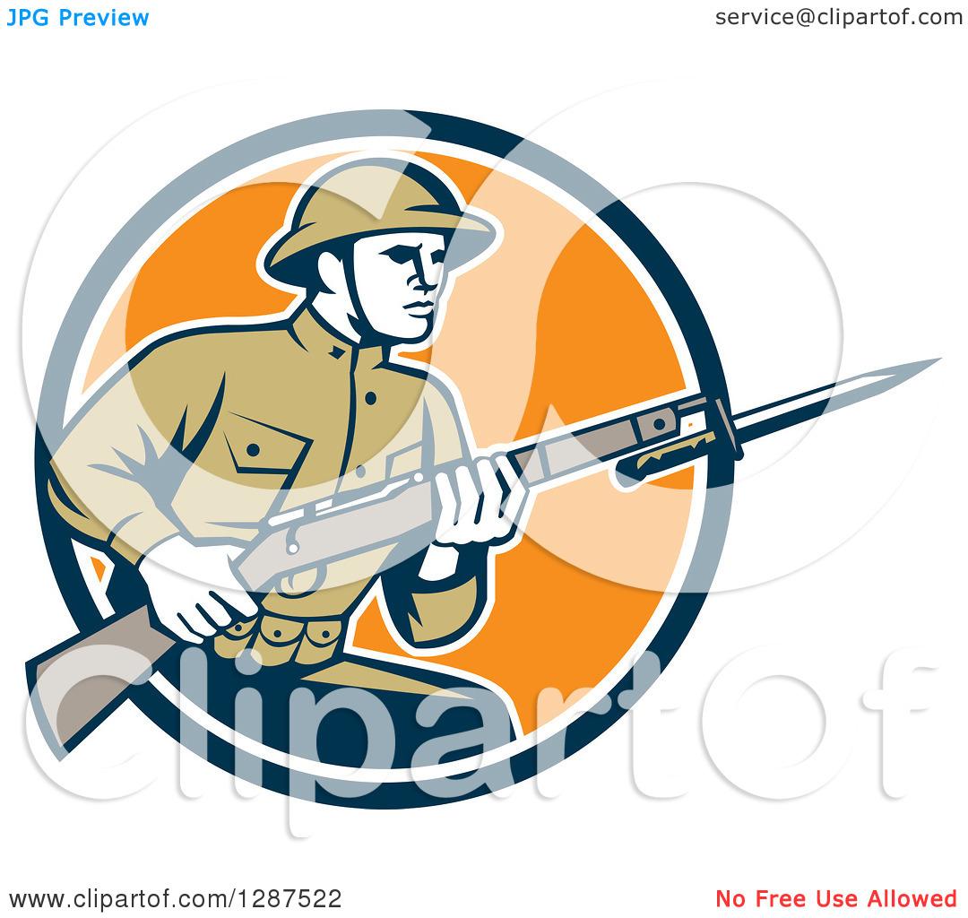 1080x1024 World War 1 Clipart