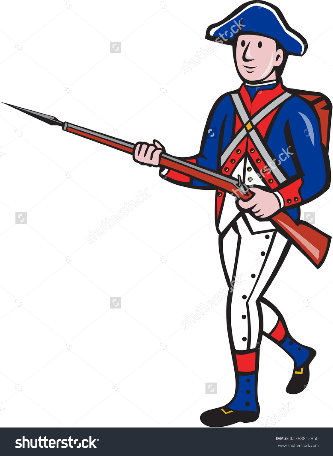 1169x1600 Patriot Soldier Clipart
