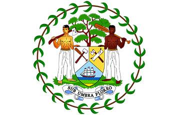 350x230 Belize National Symbols Flag Flower Tree Bird Animal