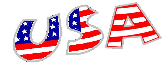 700x300 American Flag Clipart