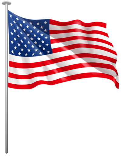 399x513 Usa Flag Clipart Download American Flag Free Png Transparent Image