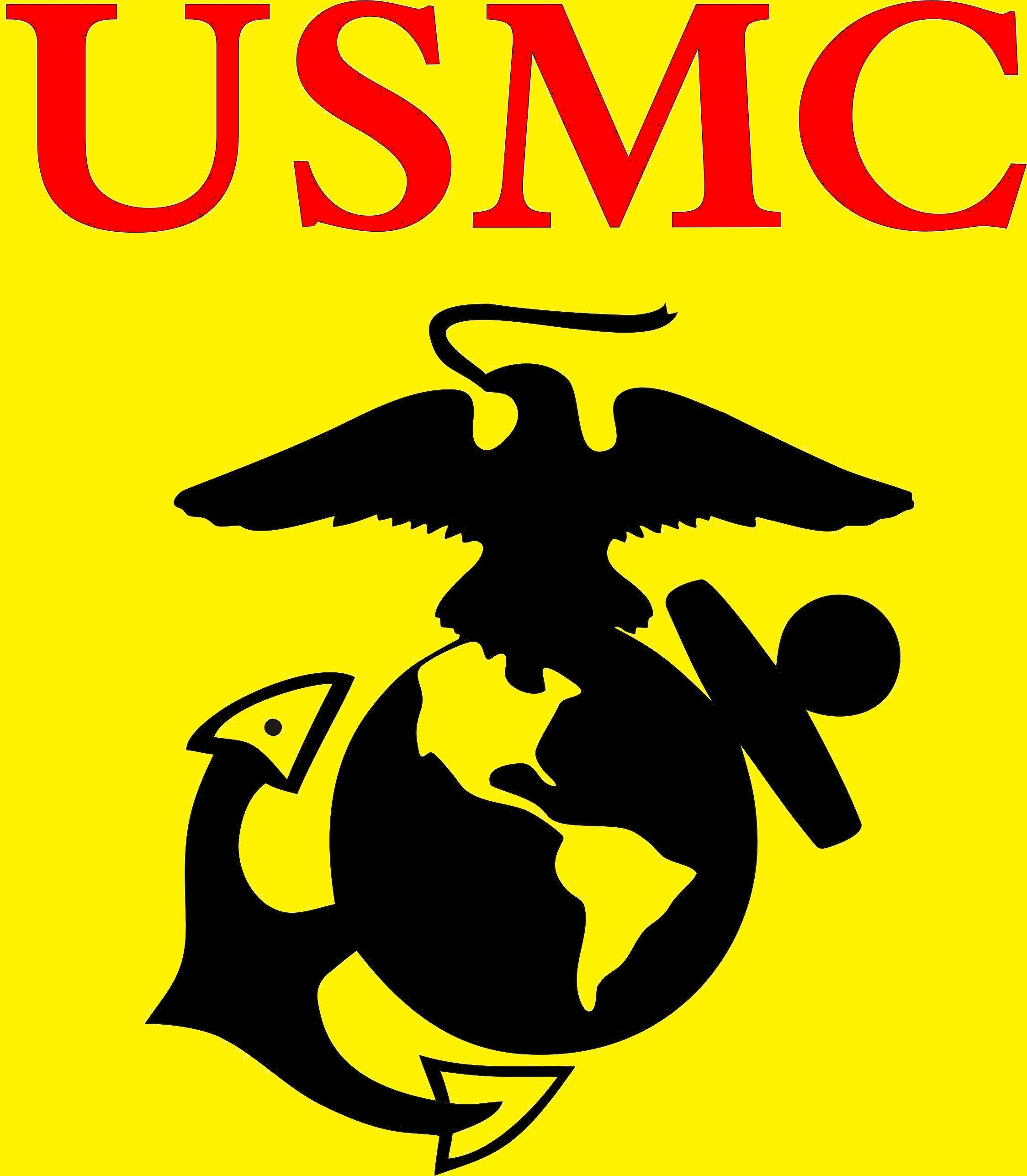 2248x2573 Made This A Stencil. Ww2 Amp Usmc Collectibles