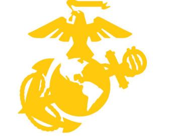 340x270 Marine Corps Stencil Etsy