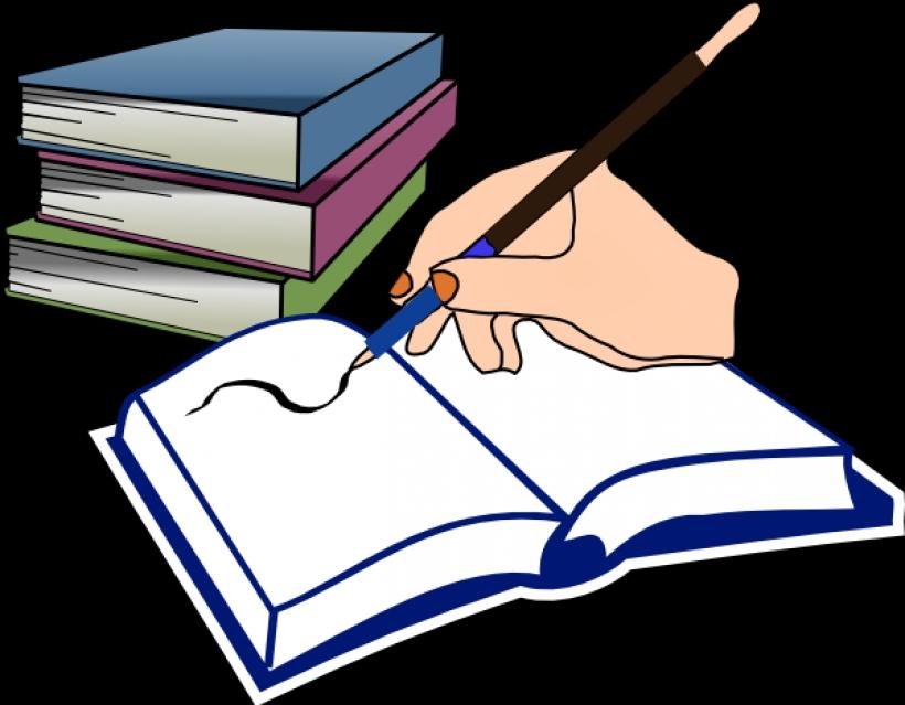820x639 English Class Logo Literature Clipart The Cliparts 2