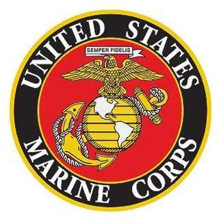 323x323 Pretty Marine Corps Emblem