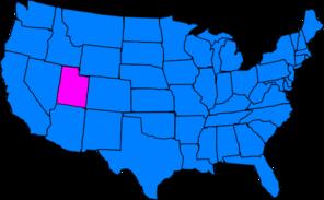 296x183 Utah Clipart Group