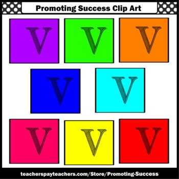 350x350 Letter V Clipart, Alphabet Clip Art, Letter Sounds Sps By