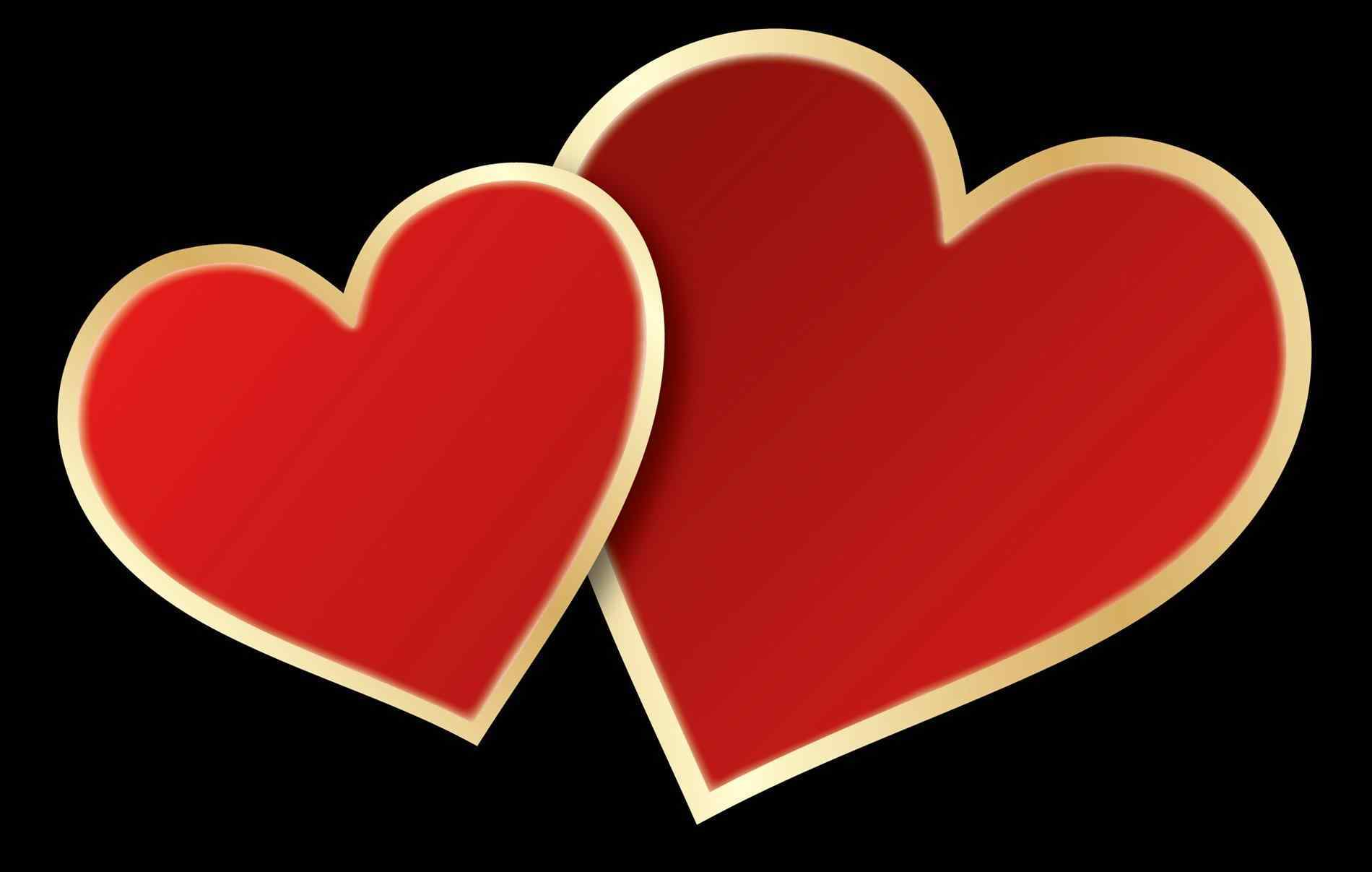 1900x1207 Valentine Heart Pictures For Day Free Download Clip Art