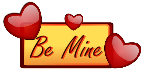 600x292 Free Valentine Card Clipart, 1 Page Of Public Domain Clip Art