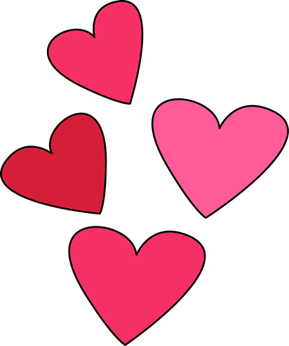 418x500 Happy Valentine's Day Heart Pictures And Images