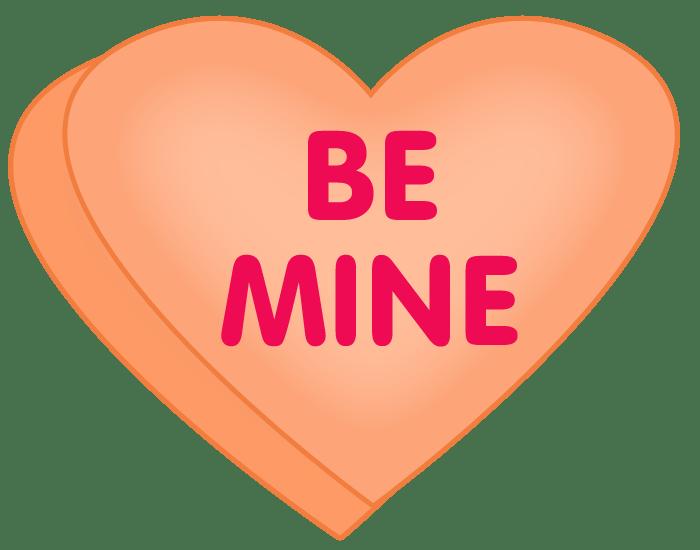 700x550 Valentine Candy Hearts Clip Art – Valentine#39s Day Info