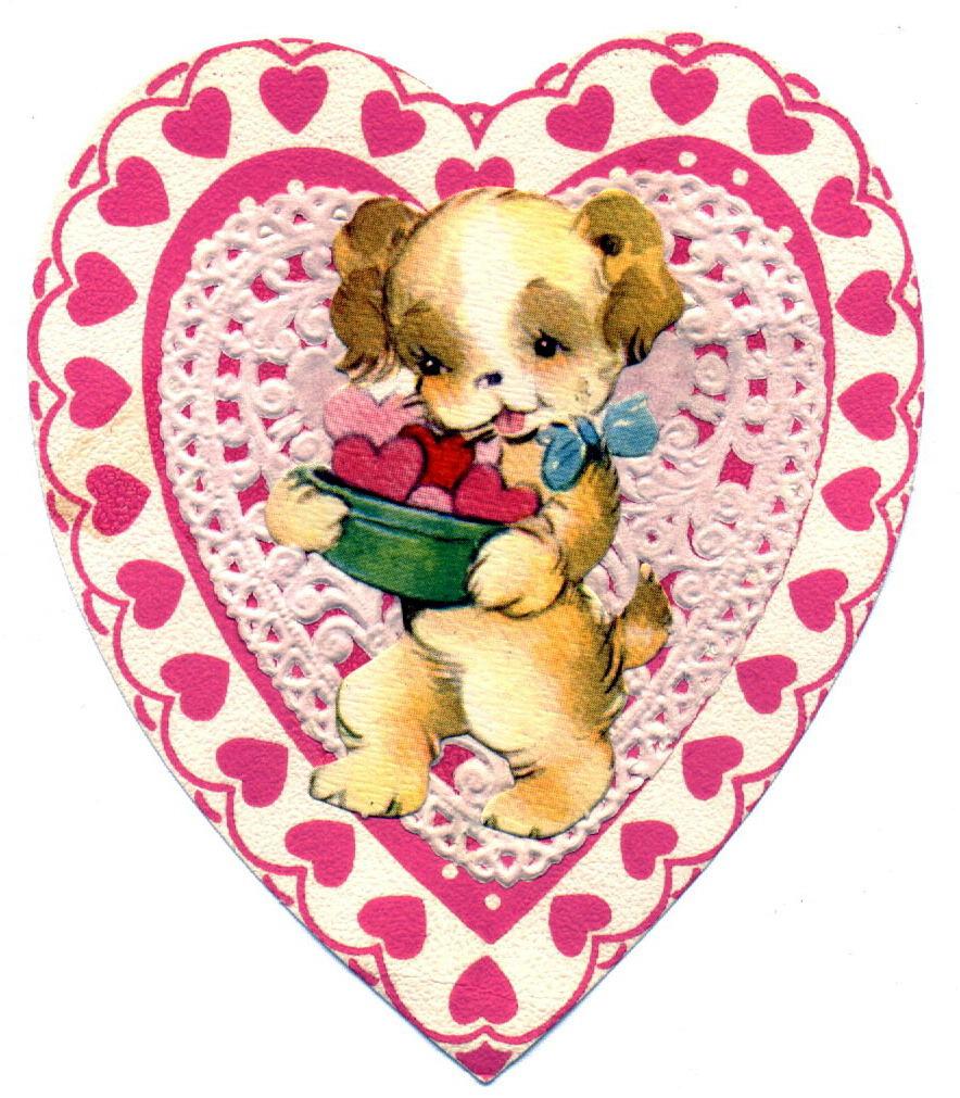 884x1011 Impressive Vintage Valentine Clip Art Free Pictures Download