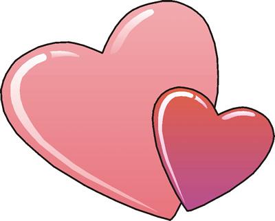 400x322 Valentine Clip Art Valentine's Day Free Clip Art Images