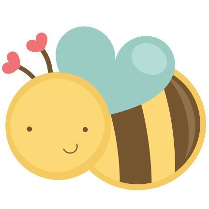 432x432 Bees Flying Cute Honey Bee Clipart
